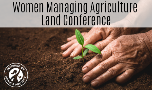 Women Managing Ag Land Conference